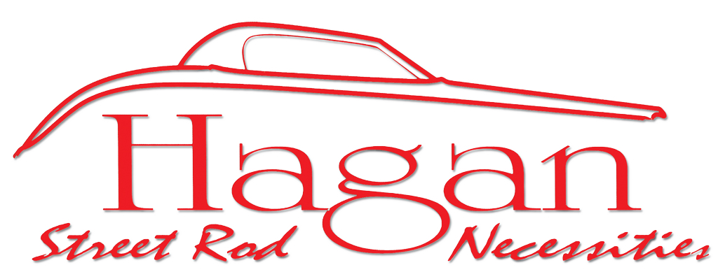 Hagan Street Rod Necessities logo and link