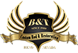 B&T Custom Rod & Restoration Mobile Retina Logo