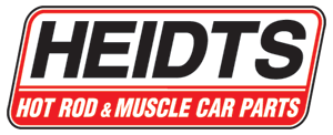 Heidts Automotive, LLC logo and link