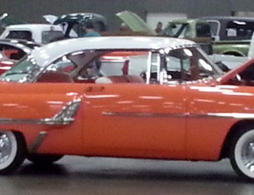 55 Mercury Monterey