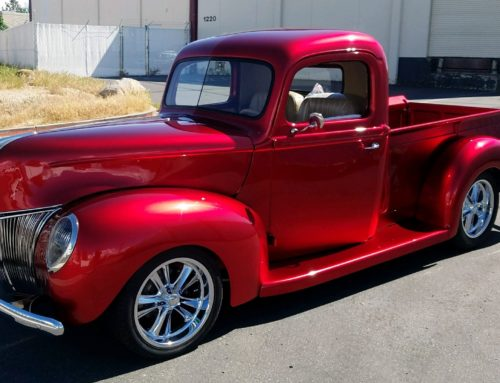 1940 Ford Pick Up – SOLD
