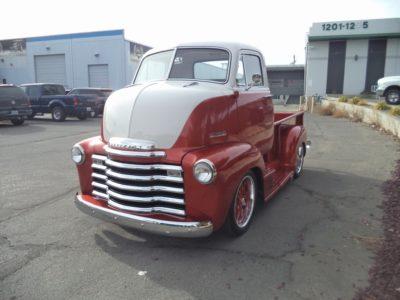 1950 Chevy COE