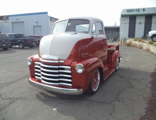 1950 CHEVY COE – SOLD