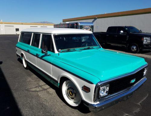 1971 Chevy Suburban